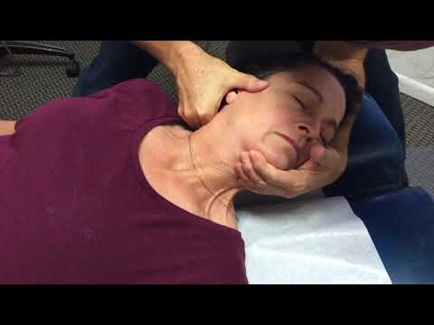 Massage Therapist Fly's ✈️ out for Amazing REAL Chiropractic Results