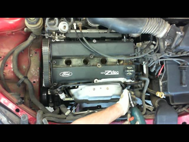 Ford Zetec 20 Liter Timing Belt Replacement Pa With Loop