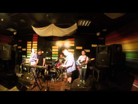 a12 - the war/vialactea (live 18.05.15 @DM bar, Ufa)