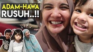 Download Video ADAM & HAWA NGINEP KE RUMAH MAMI KIA, BIKIN RUSUH? MP3 3GP MP4