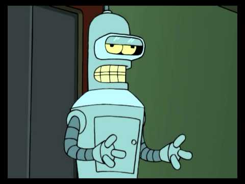 I Am Bender Futurama Know Your Meme