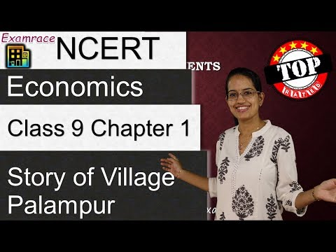 economics ncert chapter 1 Ncert solutions for class 9th social science economics : chapter 1 the story of village palampur question 1 every village in india is surveyed once in ten years.