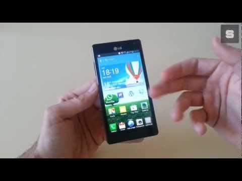 Recenzija: LG Optimus 4X HD