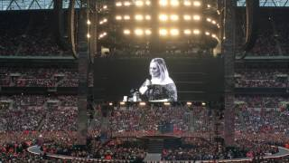 "ADELE - ""I have never been so F*CKING scared!!!"" - Wembley 28-06-17"