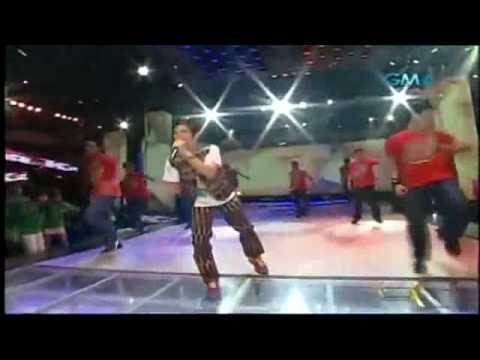Elmo Magalona performed