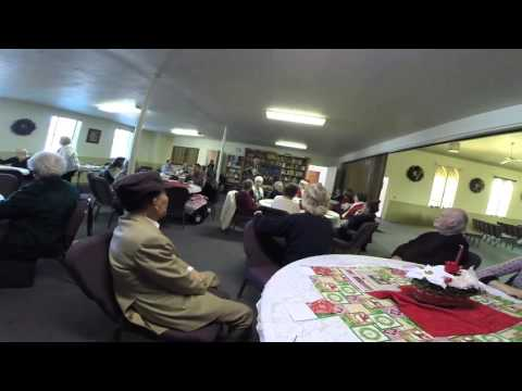 Discovery Christian Church - Thanksgiving/Christmas dinner - Bend, OR