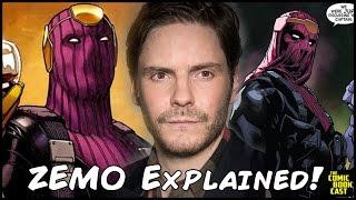 ZEMO Explained Captain America Civil War
