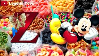 Mickey Mouse ClubHouse Alphabet ABC Songs - Nursery Rhymes Song Lyrics For Kids