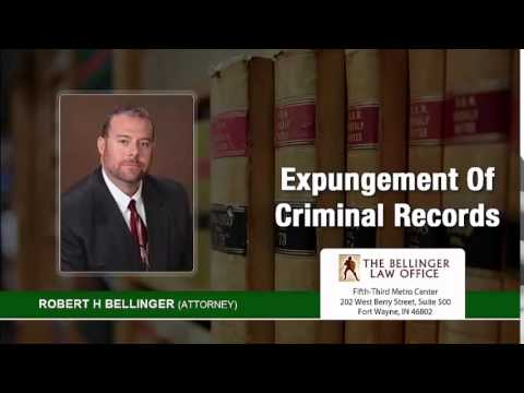 Difference Between An Expungement And A Sealed Criminal Record In Fort Wayne, IN | (260) 428-2214