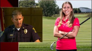 Police give update on investigation into golfer's killing