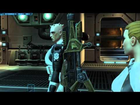 Let's Play Star Wars: The Old Republic #234 - Im Depot gefangen und Gefährtengespräche