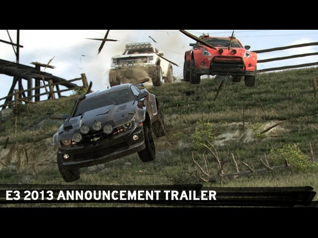 The Crew - E3 2013 - Announcement Trailer [UK]