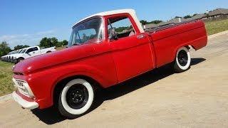 Classic 1964 Ford F-100 Pickup Truck Road Ready