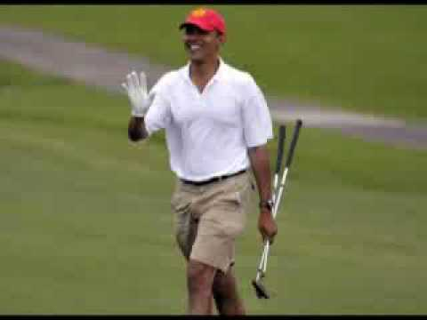 """Obama - """"I will not rest..."""" montage"""