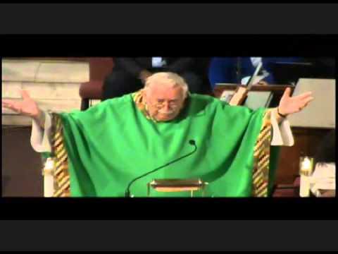 St Bernardine Church Homily (9-22-13) Msgr Edward Miller