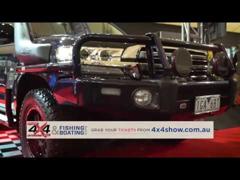 National 4x4 Outdoors Show, Fishing & Boating Expo - Melbourne TVC15