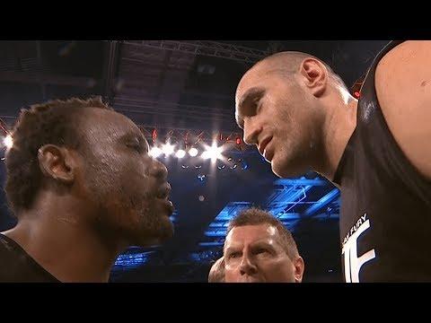 Full fight: Tyson