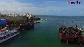 Cancún desde un Drone