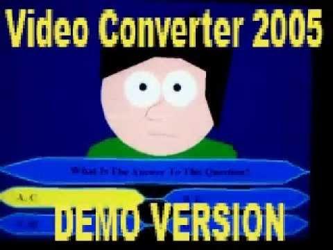 Video Converter 2005 DEMO VERSION
