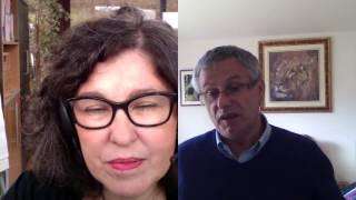 Présentation IOS coaching et Dessin Solutionniste Teresa Garcia Rivera et Eric Bardot