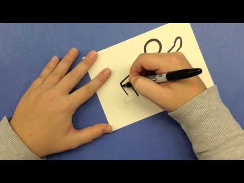 Keith Haring - Drawing Lesson