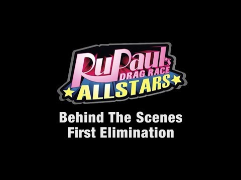 *SPOILER* 1st Eliminated Queen RuPaul's All Stars 3: Behind the Scenes