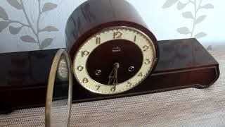 Часы каминные(настольные) с боем Sonneberg Германия