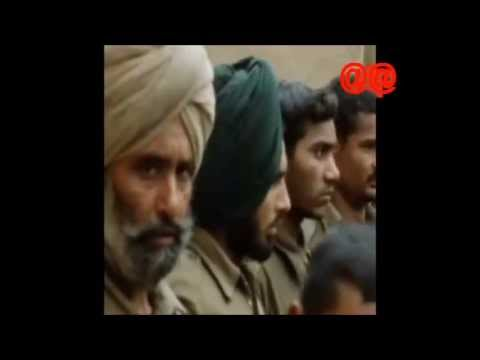 SILENT BBC DOCUMENTARY -  INDIAN RMED FORCES - ARMY- INDIA- MILITARY  PAKISTAN