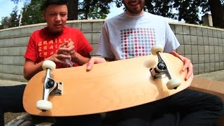 $40 AMAZON BOARD SKATE |  STUPID SKATE EP 52