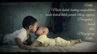 Kasih sayang kakak dan adik