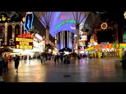 Fremont Street Experience Las Vegas Nevada