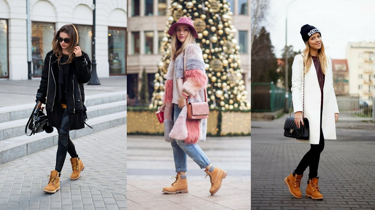 Boots Casual Looks Style Street With Timberland n8N0wm