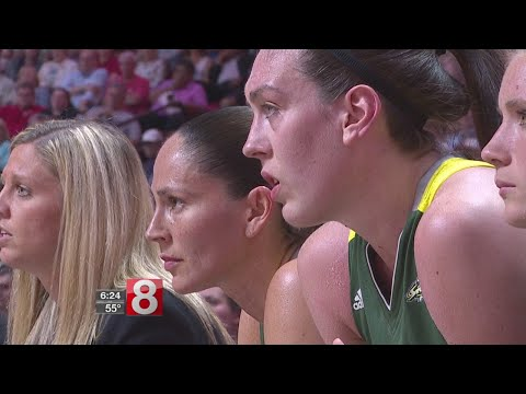 WNBA star Breanna Stewart says she was sexually molested as a child
