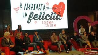 Claudio Santamaria presenta È arrivata la felicità