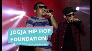 [HD] Jogja Hip Hop Foundation - Cintamu Sepahit Topi Miring (Live at MAXCITED , Yogyakarta 2017)