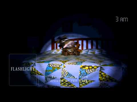 Five Nights at Freddy's 4 - gameplay no android