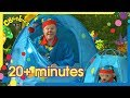 Mr Tumble And His Vehicles Compilation | +15 Minutes!