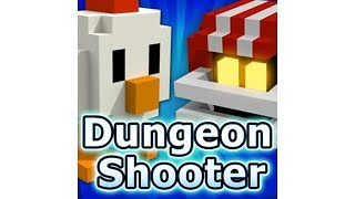 Retro Dungeon Crawler on ROBLOX?! - Dungeon Shooter Gameplay PT. 1