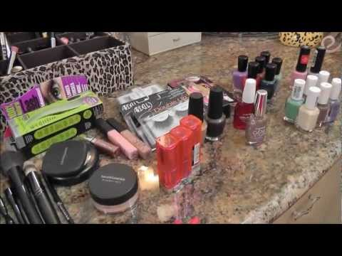 Spring Cleaning: Letting Go Of Products