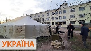 Всего один случай коронавируса в Луганской области парализовал работу целой больницы