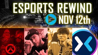 Faker's Hand Shake, Esports Beats NFL by 2021, Mixer Can't Compete | Esports Rewind Podcast #26
