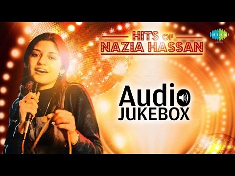 Best Of Nazia Hassan Songs | Disco Deewane | Hits Of Nazia H