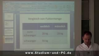 PowerPoint Tutorial - Tabellen nutzen - http://www.Studium-und-PC.de