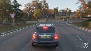 Forza Horizon 4 - 2012 Mini John Cooper Works GP Gameplay [4K]