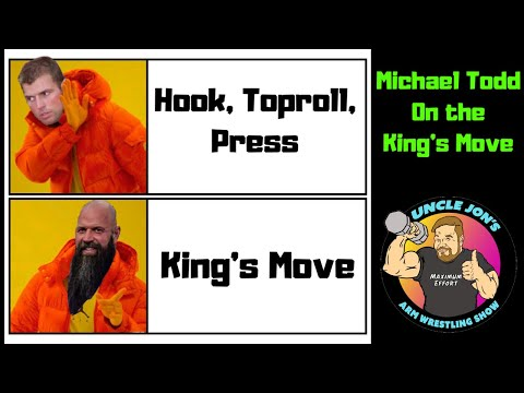 Monster Michael Todd Talks About the King's Move! - Everything You Need to Know!