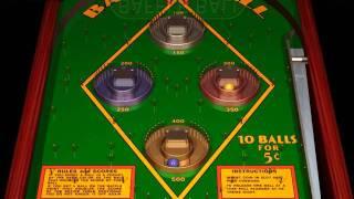 Microsoft Pinball Arcade - Baffle Ball