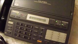 телефон-факс Panasonic kx-f130 розбір