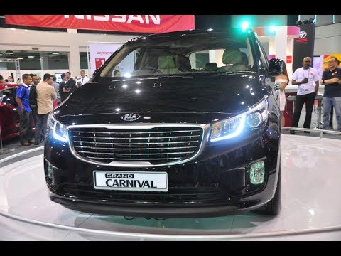Kia Grand Carnival 2018 In Pakistan Specs Price Detail