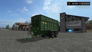 Landwirtschafts Simulator 2017 Modvorstellung #13 Fortuna FTM 200/6.0