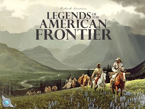 Legends of The American Frontier 1